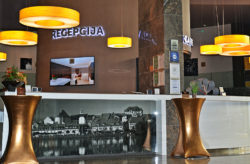 Hotel City Maribor**** - Reception