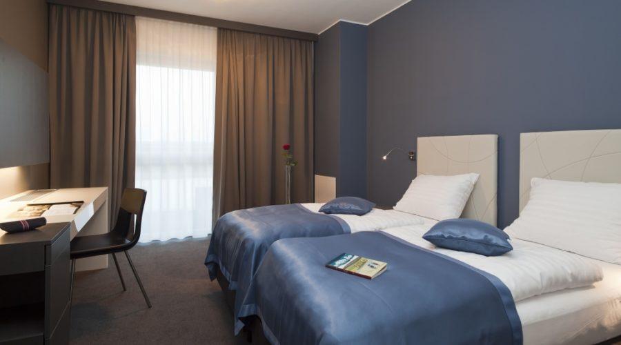Hotel City Maribor**** - Zimmer Standard